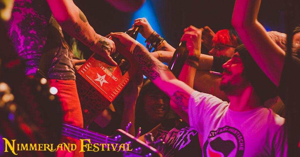 nimmerland festival stimmung